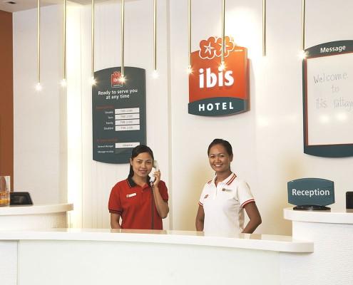Ibis Pattaya Hotel - Lobby