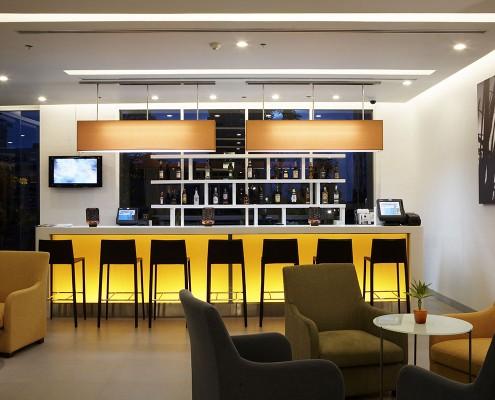 Ibis Pattaya Hotel - Lobby bar